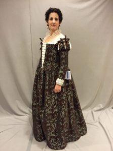 16th century Venetian dress